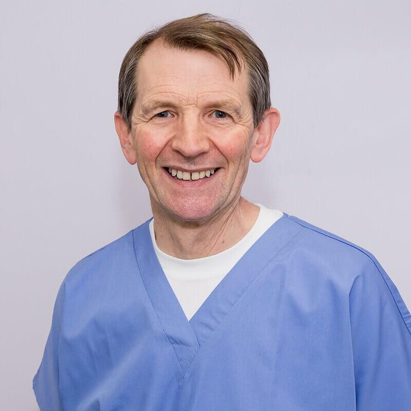 Barry Hunt, Dental Surgeon