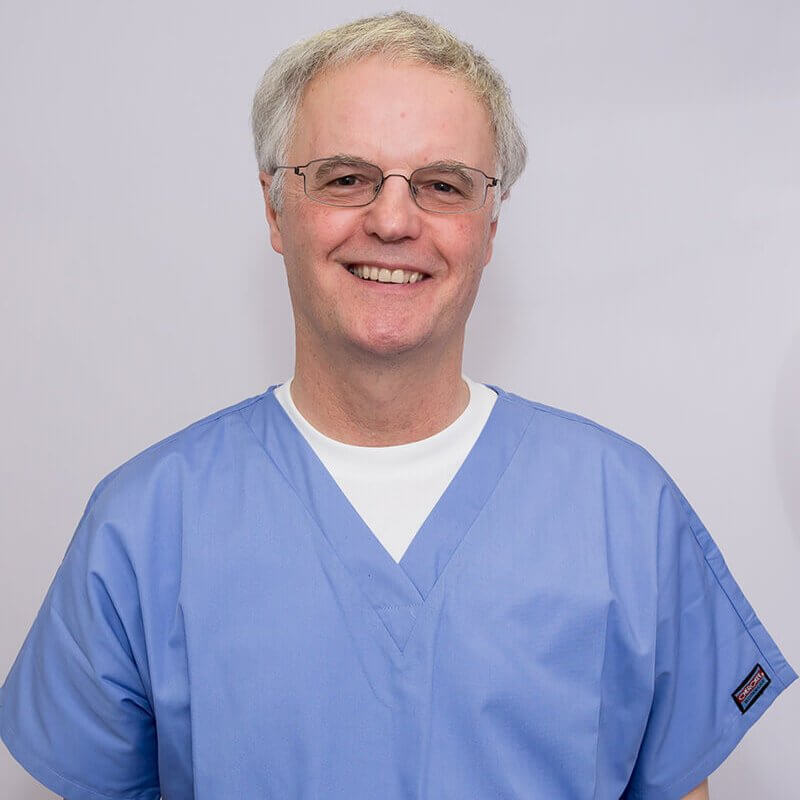 Bill McGorrigan, Dental Surgeon
